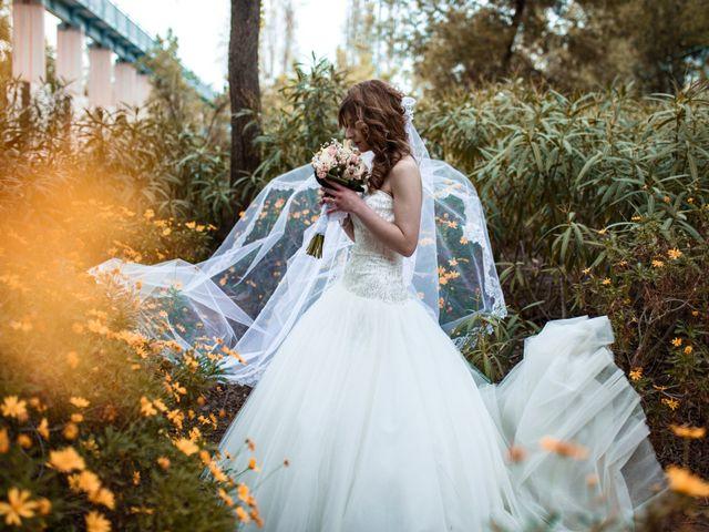 La boda de Ángel y Lorena en Castelló/castellón De La Plana, Castellón 45