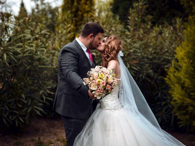 La boda de Ángel y Lorena en Castelló/castellón De La Plana, Castellón 47