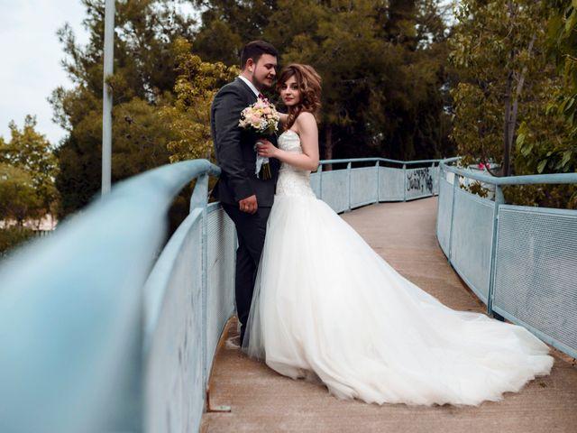 La boda de Ángel y Lorena en Castelló/castellón De La Plana, Castellón 48