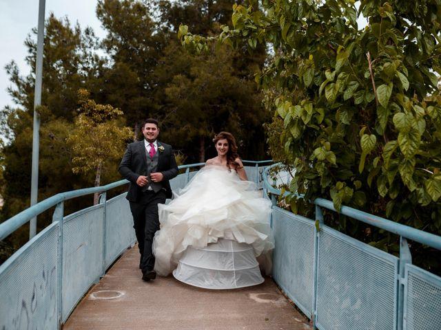 La boda de Ángel y Lorena en Castelló/castellón De La Plana, Castellón 50
