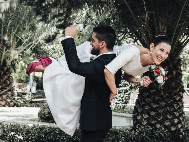 La boda de Ferran y Loreto en Alcoi/alcoy, Alicante 57