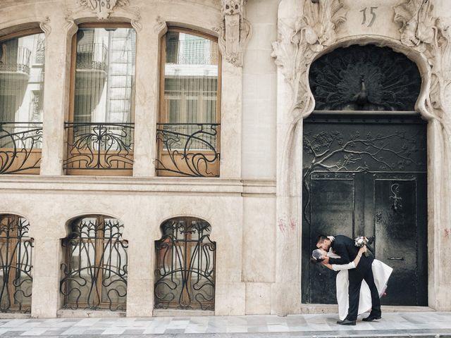 La boda de Ferran y Loreto en Alcoi/alcoy, Alicante 65