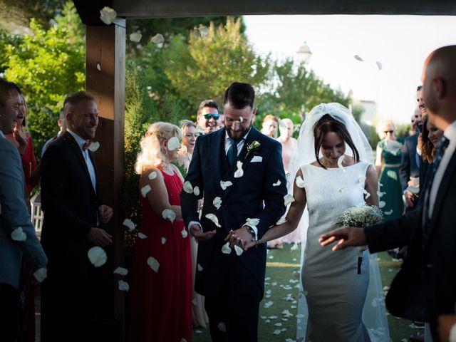La boda de Ana y Andrés