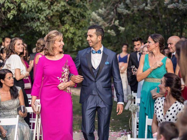 La boda de Diego y Alba en Madrid, Madrid 19