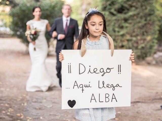 La boda de Diego y Alba en Madrid, Madrid 21