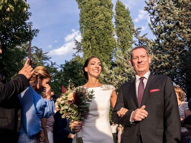 La boda de Diego y Alba en Madrid, Madrid 23