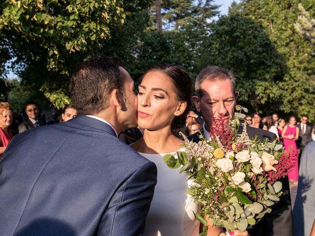 La boda de Diego y Alba en Madrid, Madrid 24