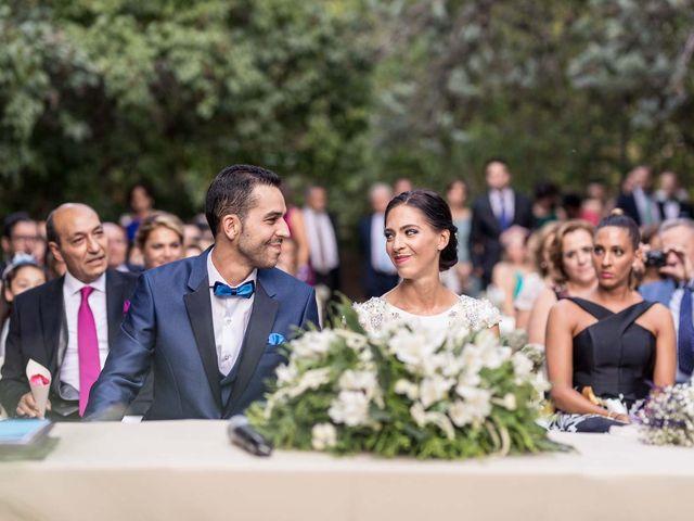 La boda de Diego y Alba en Madrid, Madrid 31