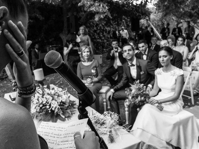 La boda de Diego y Alba en Madrid, Madrid 33