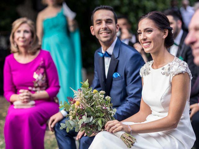 La boda de Diego y Alba en Madrid, Madrid 34