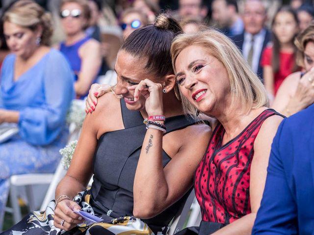 La boda de Diego y Alba en Madrid, Madrid 37