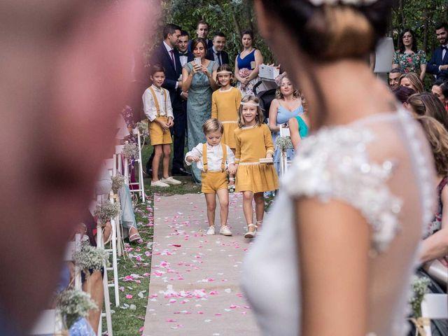 La boda de Diego y Alba en Madrid, Madrid 39