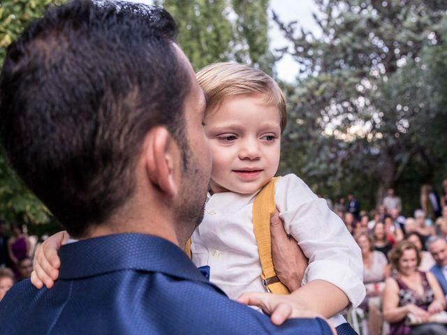 La boda de Diego y Alba en Madrid, Madrid 40
