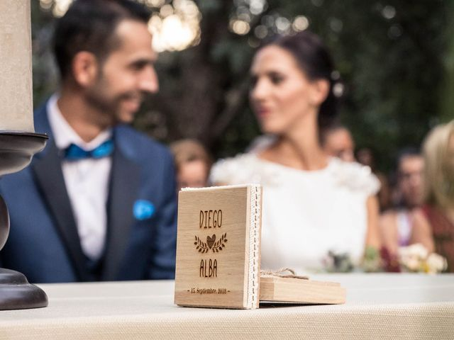 La boda de Diego y Alba en Madrid, Madrid 42
