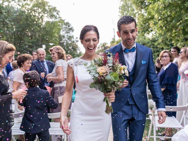 La boda de Diego y Alba en Madrid, Madrid 43