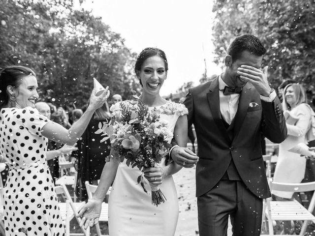 La boda de Diego y Alba en Madrid, Madrid 44