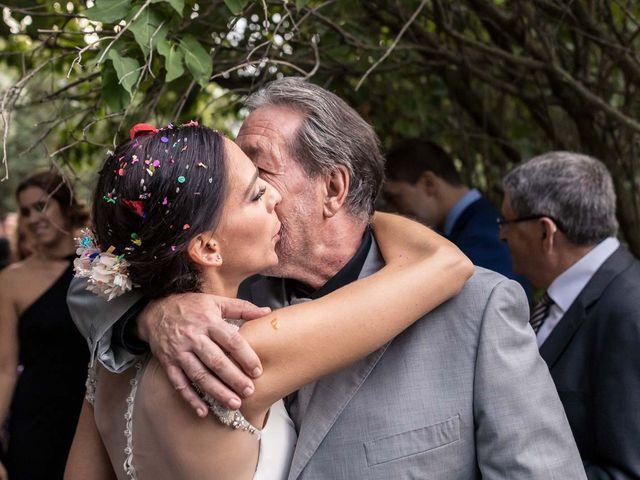 La boda de Diego y Alba en Madrid, Madrid 47