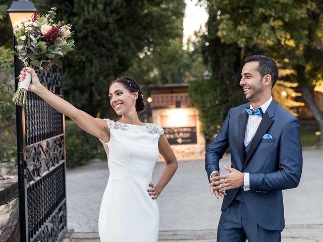 La boda de Diego y Alba en Madrid, Madrid 57