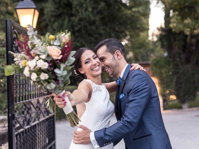 La boda de Diego y Alba en Madrid, Madrid 2