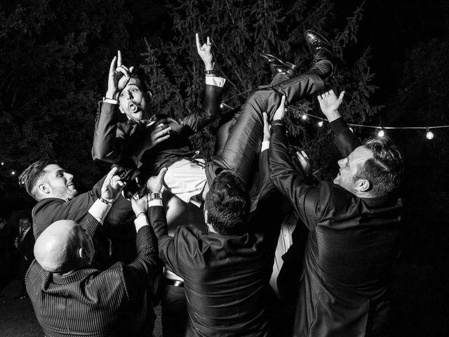 La boda de Diego y Alba en Madrid, Madrid 68