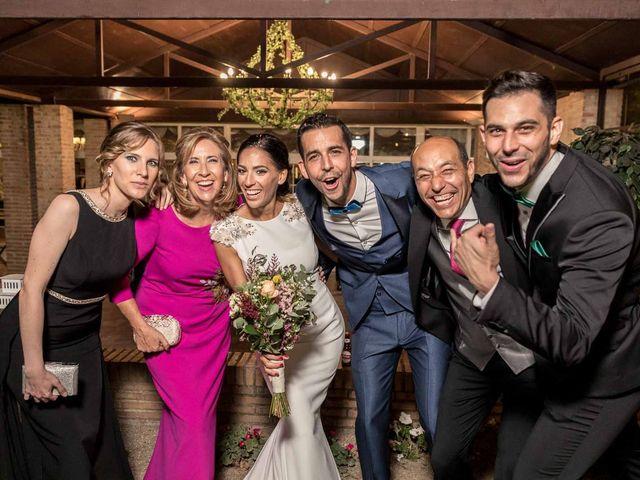 La boda de Diego y Alba en Madrid, Madrid 71