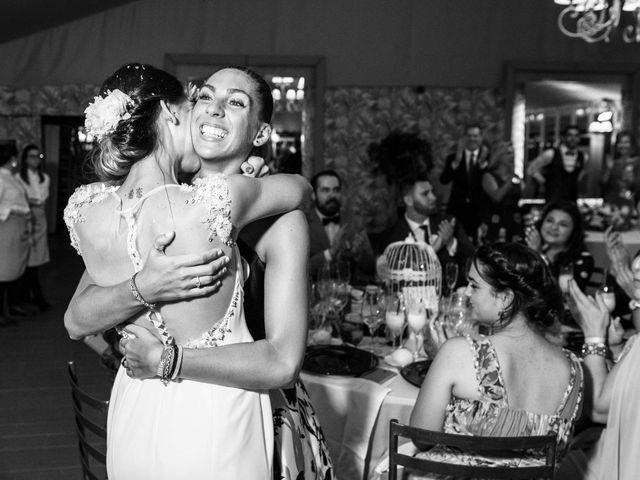 La boda de Diego y Alba en Madrid, Madrid 75