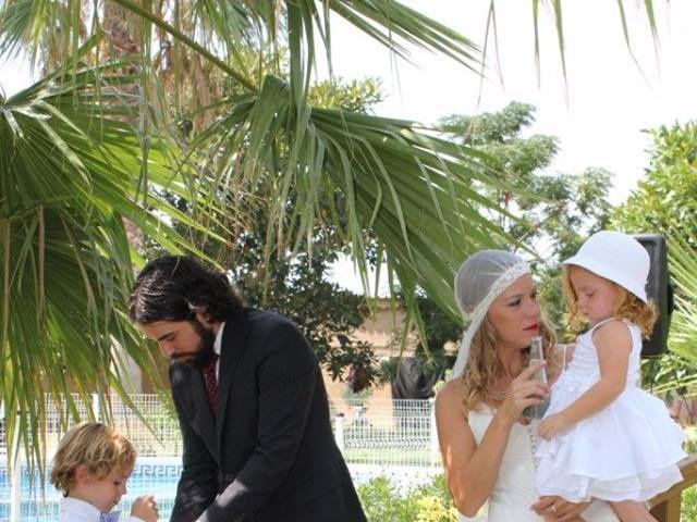 La boda de Javi y Sandra en Picassent, Valencia 5