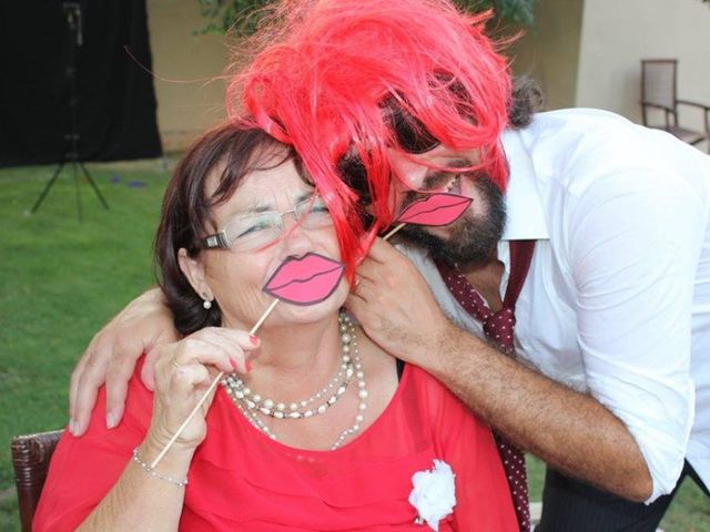 La boda de Javi y Sandra en Picassent, Valencia 11