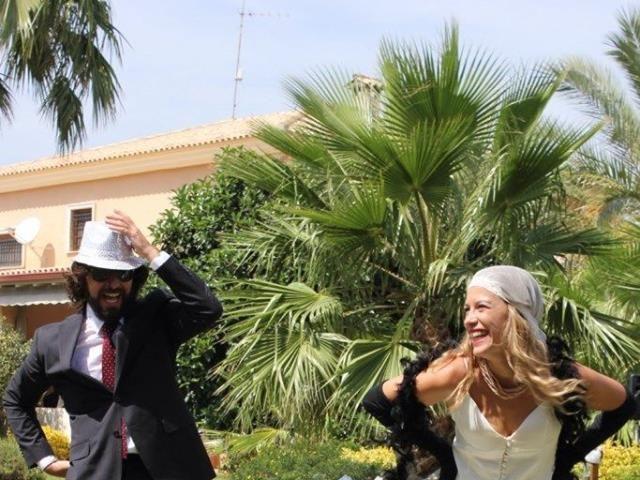 La boda de Javi y Sandra en Picassent, Valencia 12