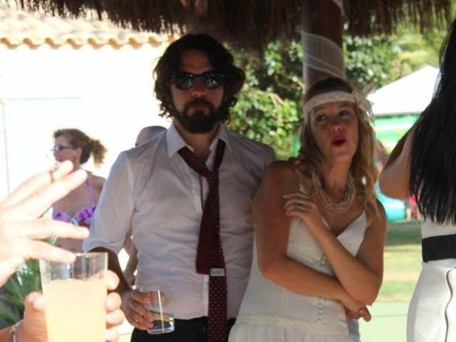 La boda de Javi y Sandra en Picassent, Valencia 15
