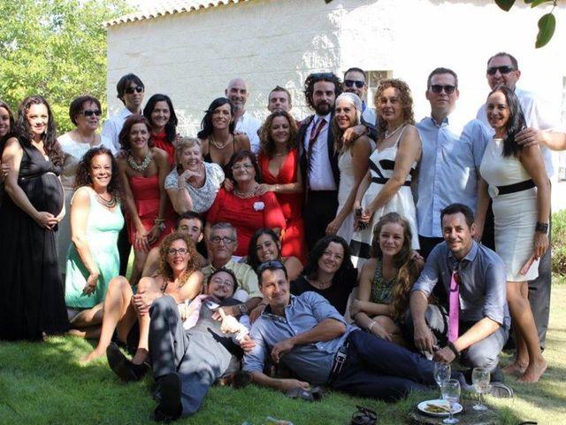 La boda de Javi y Sandra en Picassent, Valencia 16