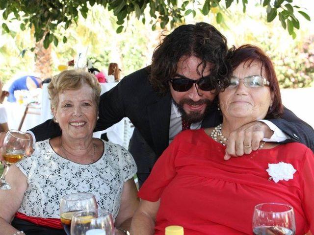 La boda de Javi y Sandra en Picassent, Valencia 17