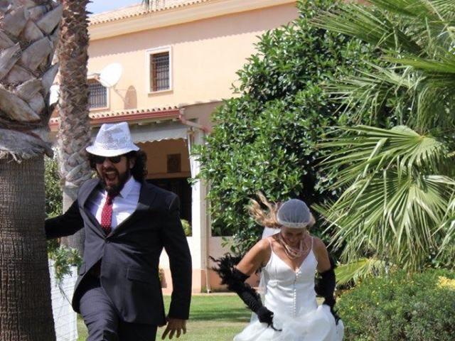 La boda de Javi y Sandra en Picassent, Valencia 20
