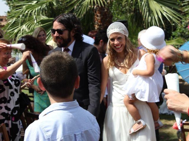 La boda de Javi y Sandra en Picassent, Valencia 27