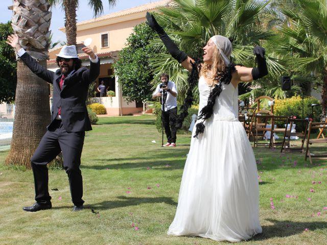La boda de Javi y Sandra en Picassent, Valencia 28