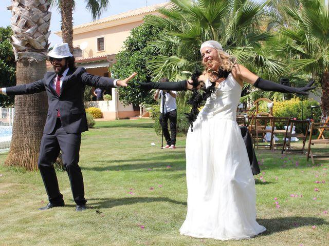 La boda de Javi y Sandra en Picassent, Valencia 29