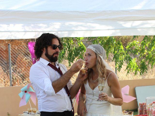 La boda de Javi y Sandra en Picassent, Valencia 32