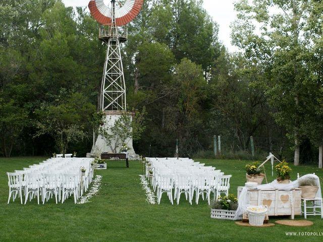 La boda de Nilo y Vero en Odena, Barcelona 2