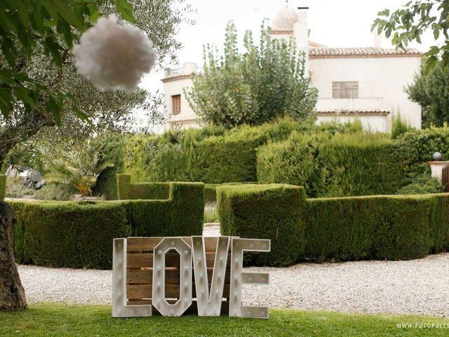 La boda de Nilo y Vero en Odena, Barcelona 3