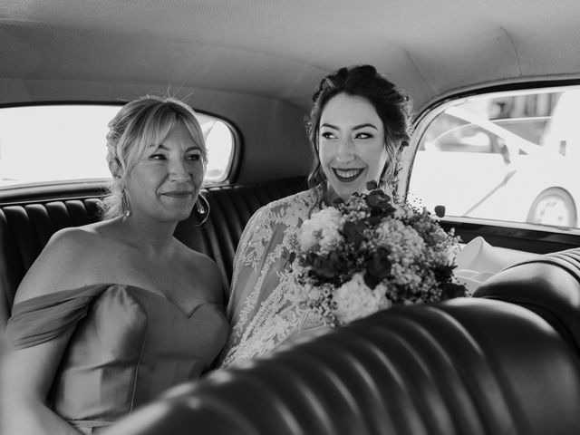 La boda de Carlos y Laura en Granada, Granada 18
