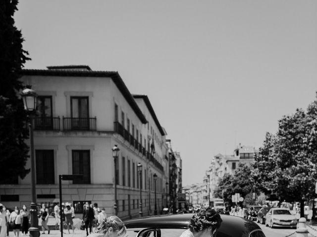 La boda de Carlos y Laura en Granada, Granada 19