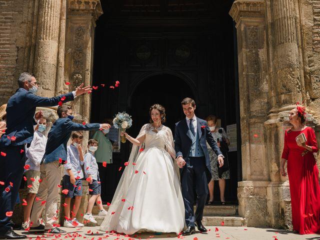 La boda de Carlos y Laura en Granada, Granada 21