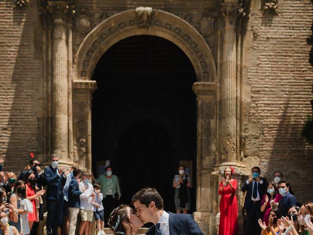 La boda de Carlos y Laura en Granada, Granada 1