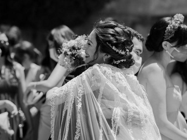 La boda de Carlos y Laura en Granada, Granada 22