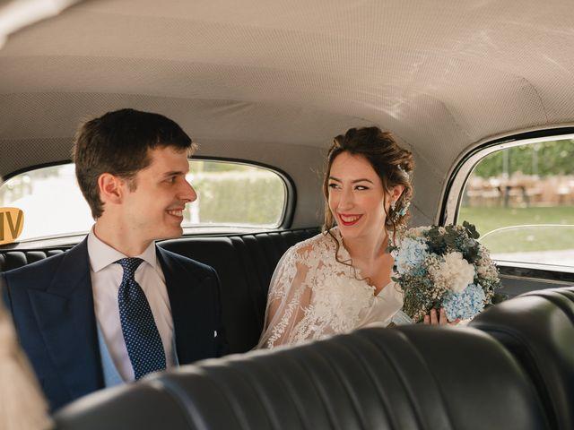 La boda de Carlos y Laura en Granada, Granada 23