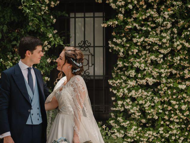 La boda de Carlos y Laura en Granada, Granada 24