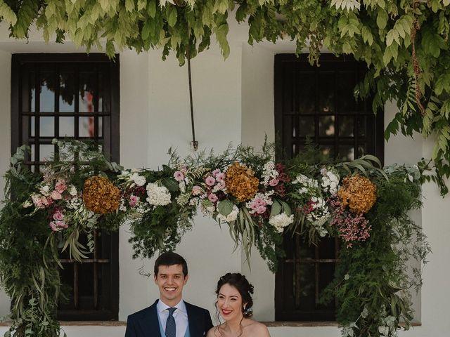 La boda de Carlos y Laura en Granada, Granada 35