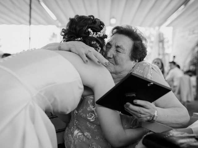 La boda de Carlos y Laura en Granada, Granada 43