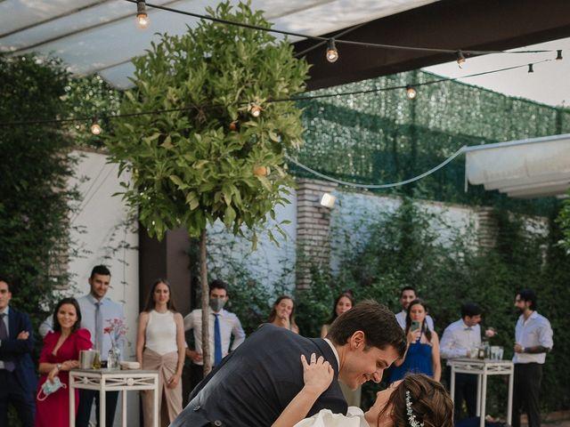 La boda de Carlos y Laura en Granada, Granada 44
