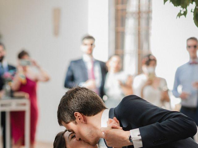 La boda de Carlos y Laura en Granada, Granada 46